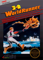 3-D Battles of Worldrunner (NES)