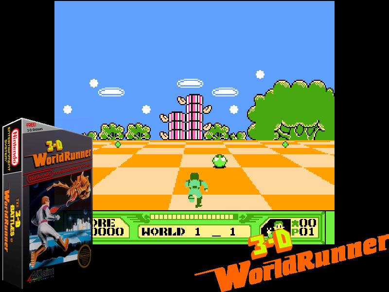 3-D Battles of WorldRunner