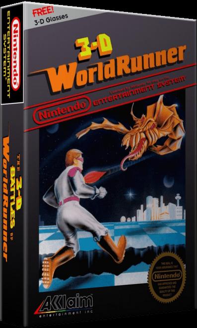3-D WorldRunner (USA)